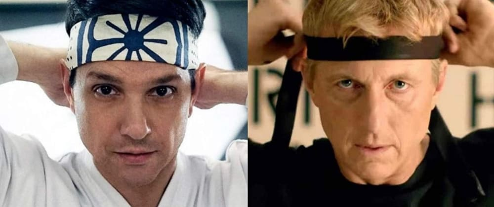 Cover image for Anyone watching Cobra Kai? It's brilliant!