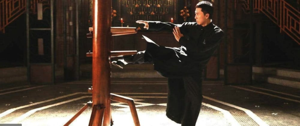Cover image for The history of Wing Chun