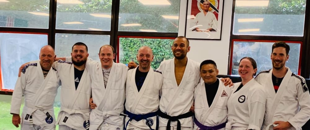 Cover image for Starting out in the world of Jui-Jitsu, BJJ or GJJ