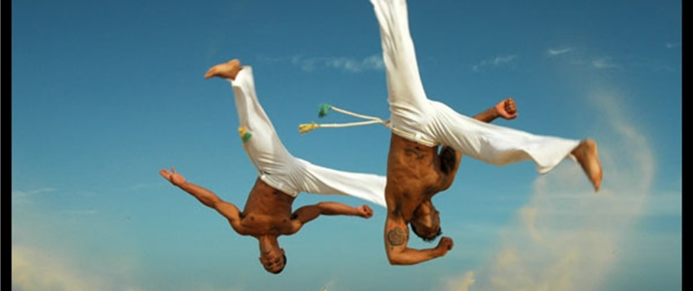 Cover image for Capoeira. How to get started