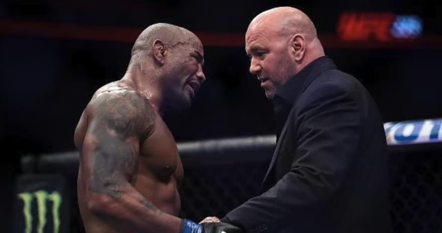 Yoel Romero no longer a contracted UFC Fighter