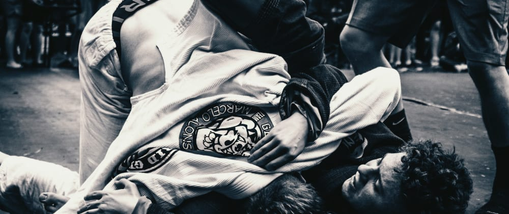 Cover image for MMA Basics: How you can survive the BJJ Mount Position