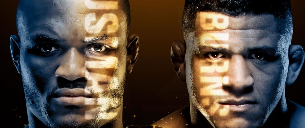 Cover image for It's UFC 258 Fight Week!