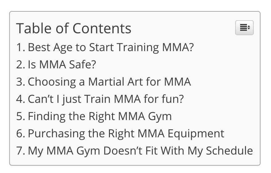 how to become an mma fighter