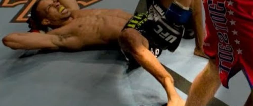 Cover image for Was Cory Hill released from the UFC shortly after he suffered a leg injury because the UFC was reluctant to pay insurance?