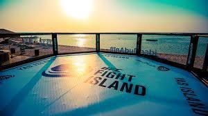Fight Island Abu Dhabi
