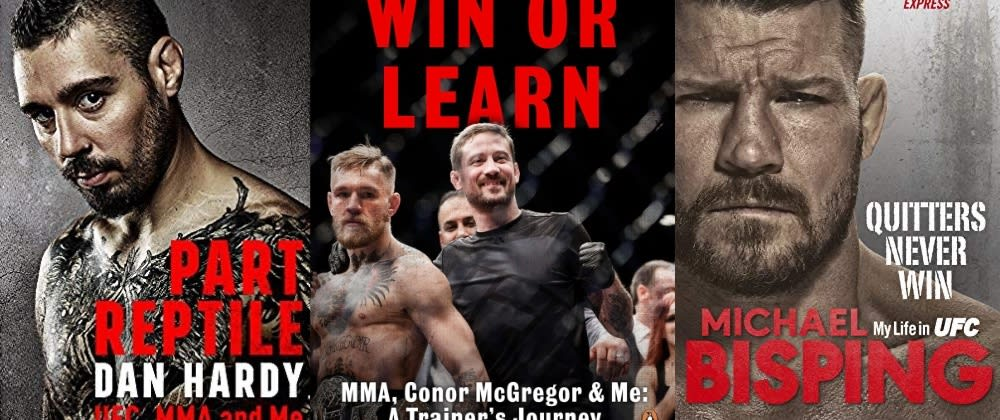 Cover image for Best MMA Books Thread