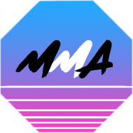Secondary This MMA Life logo