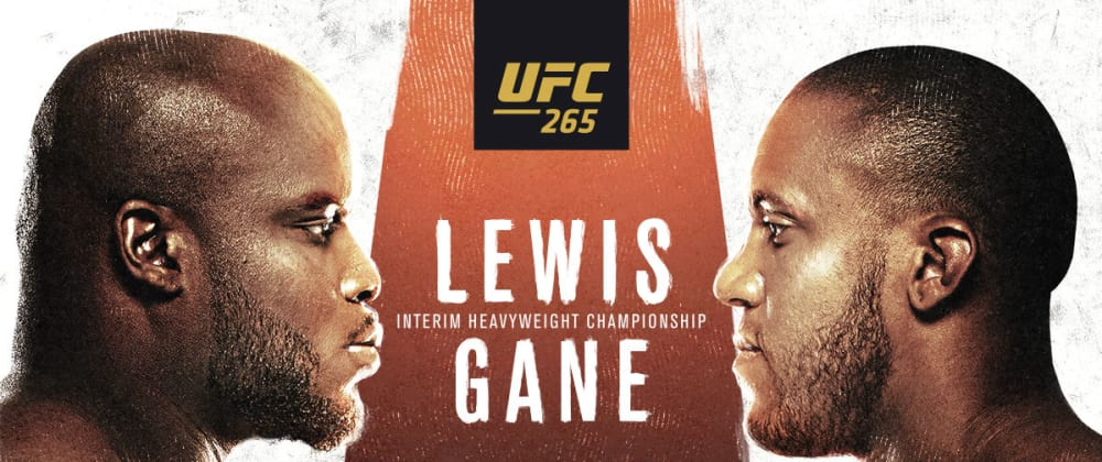 Cover image for Who has the most to gain at UFC 265?
