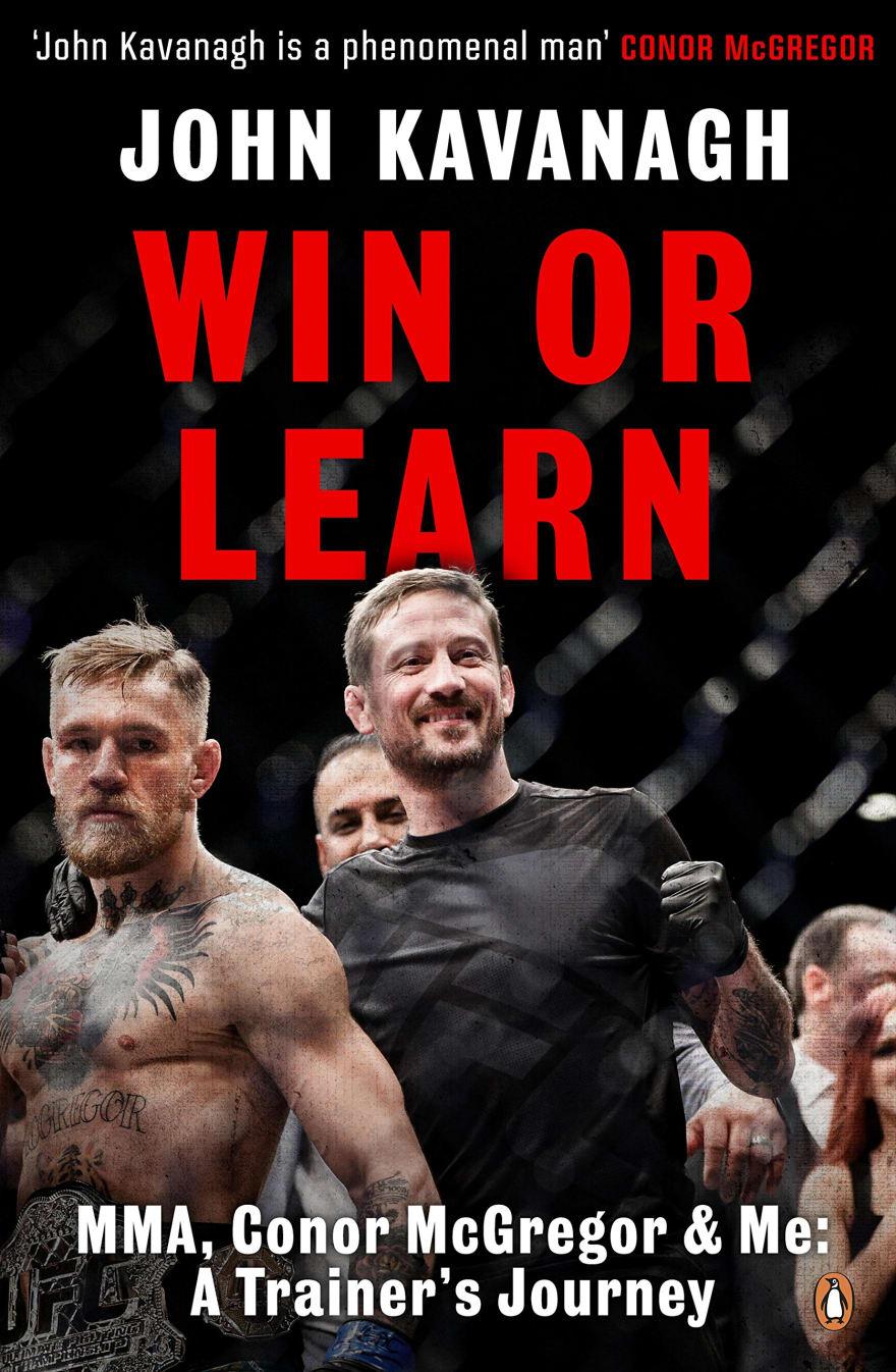 john kavanagh win or learn mma book