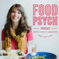 #247: Navigating Pregnancy and Postpartum in a Larger Body with Kelsey Miller, Anti-Diet Writer and Author of BIG GIRL, Plus: Living with a Dieting Parent During COVID-19