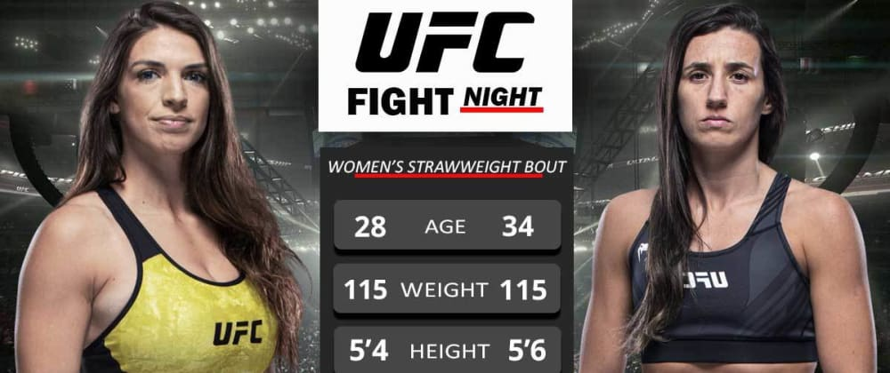 Cover image for UFC Fight Night: Dern vs. Rodriguez. Sat 9th October 2021.