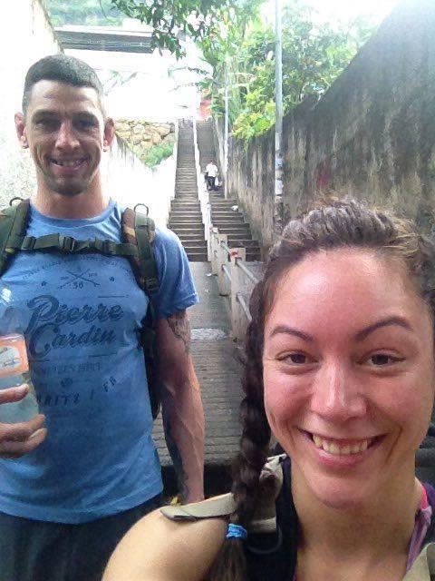 lanchana green Michelle Tavares BJJ Brazil