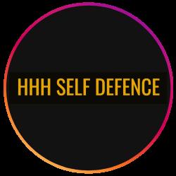 HHH Self Defence logo