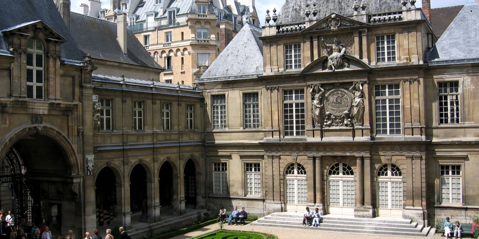 Les musées du centre de Paris