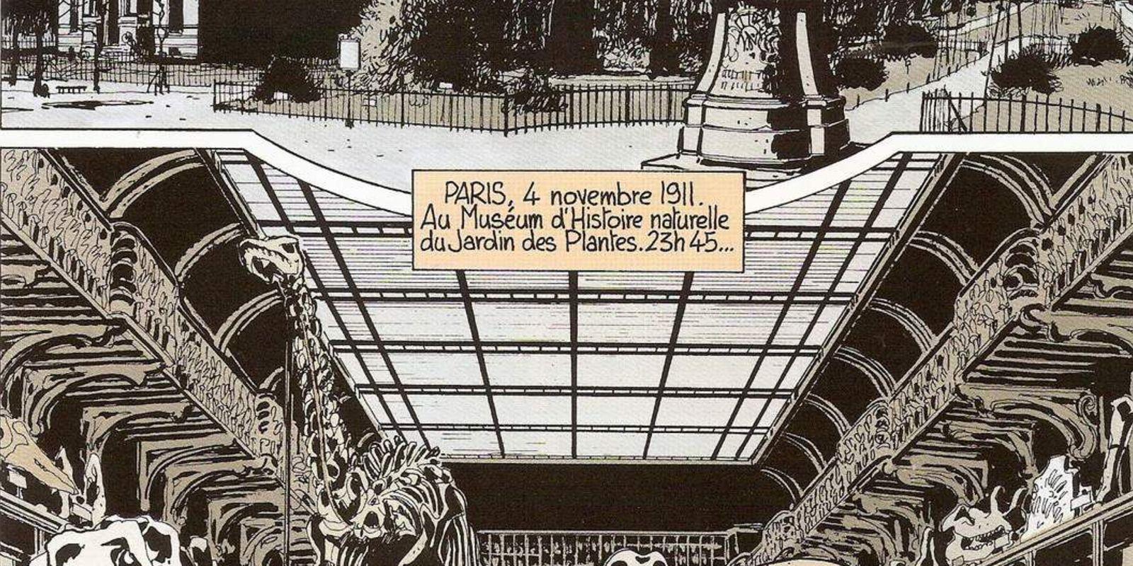 Le Paris de la bande dessinée en jeu de piste