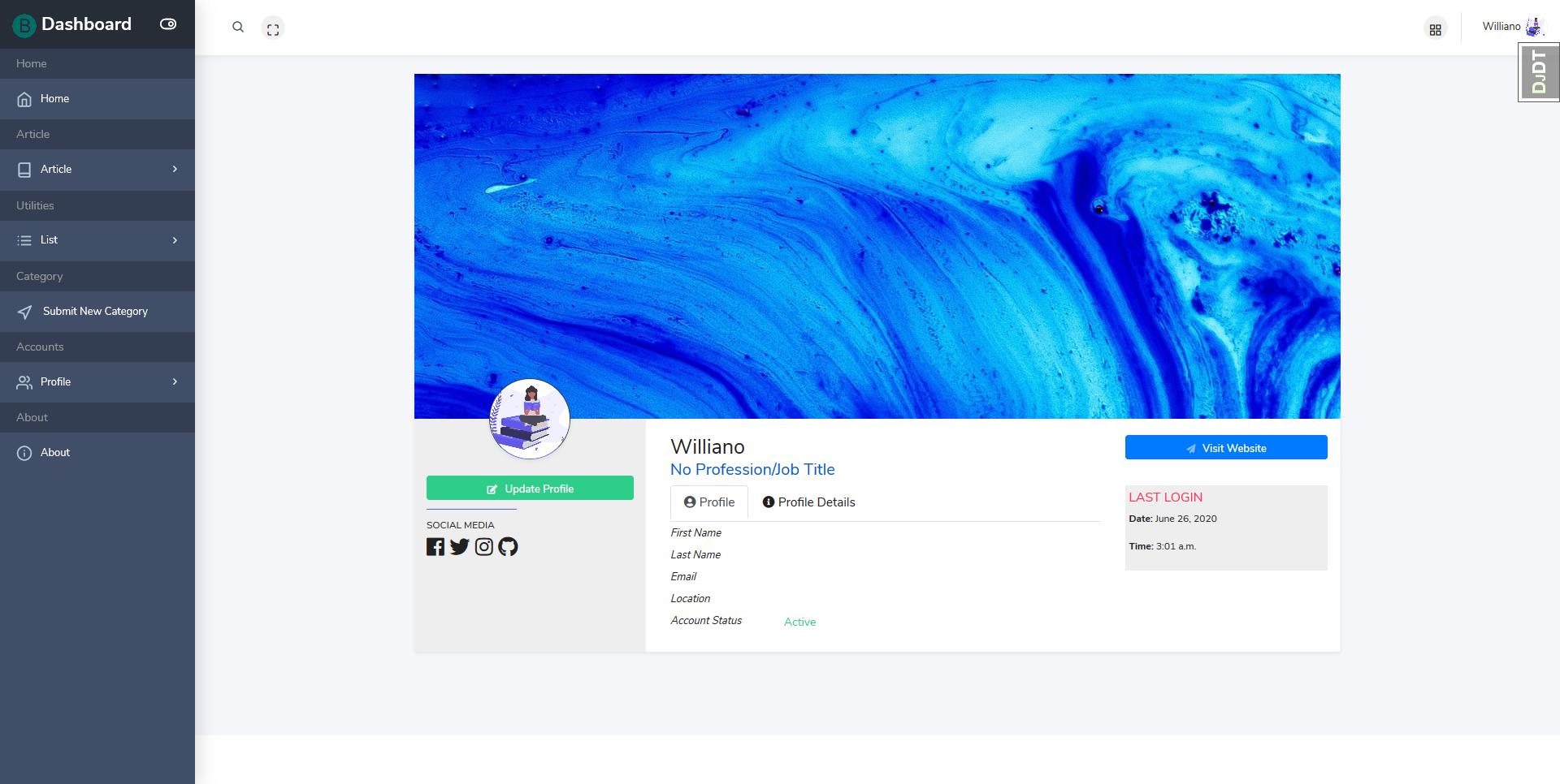 Screenshot_2020-06-25 Bona Dashboard Profile Details