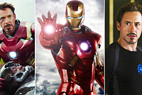 Iron Man is the most expensive actor...