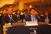 Cambodia unveils health progress for...