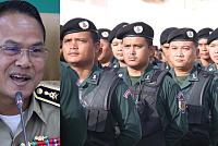 Phnom Penh Police Chief dismissed the...