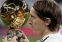 Messi? Ronaldo? Van Dijk? Men's...