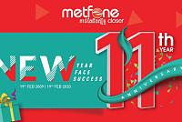 Metfone celebrates its 11th anniversary!