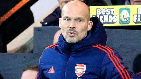 Arsenal: Freddie Ljungberg should not...