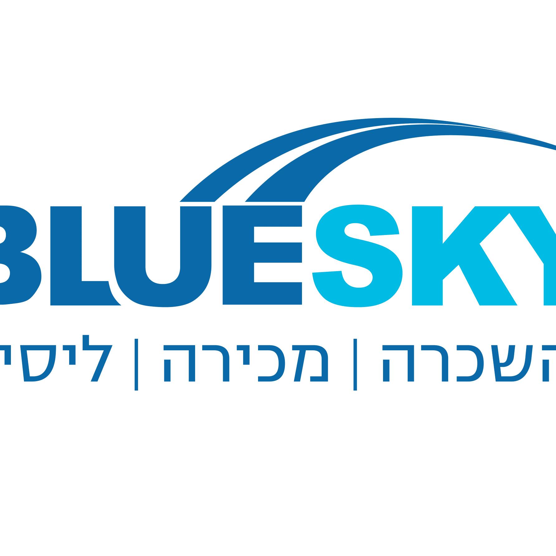 BLUE SKY  - השכרה, מכירה וליסינג logo