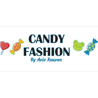 candy fashion logo