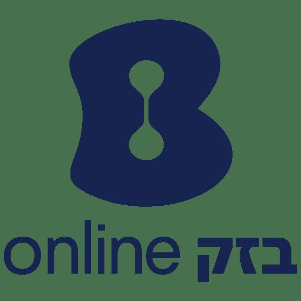 בזק אונליין logo