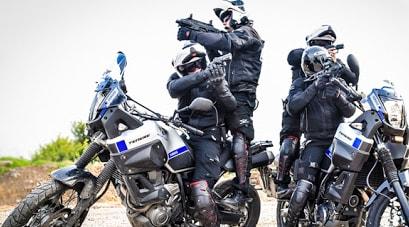 לוחמים /ות לסיירת האופנועים הנבחרת!