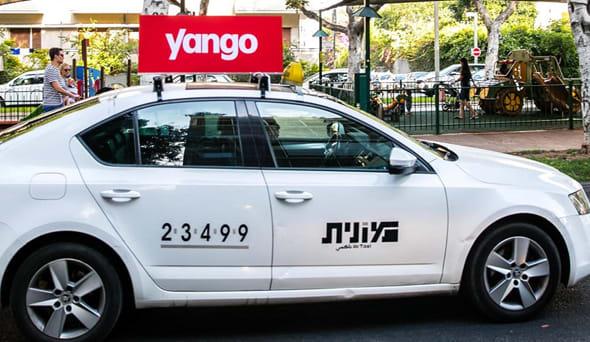 סוכן שטח לגיוס נהגי מוניות ל Yango Taxi