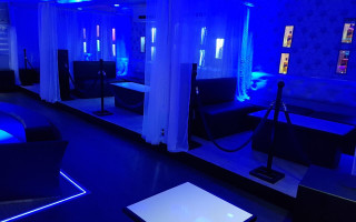 VIP Booths Silhouettes Lounge