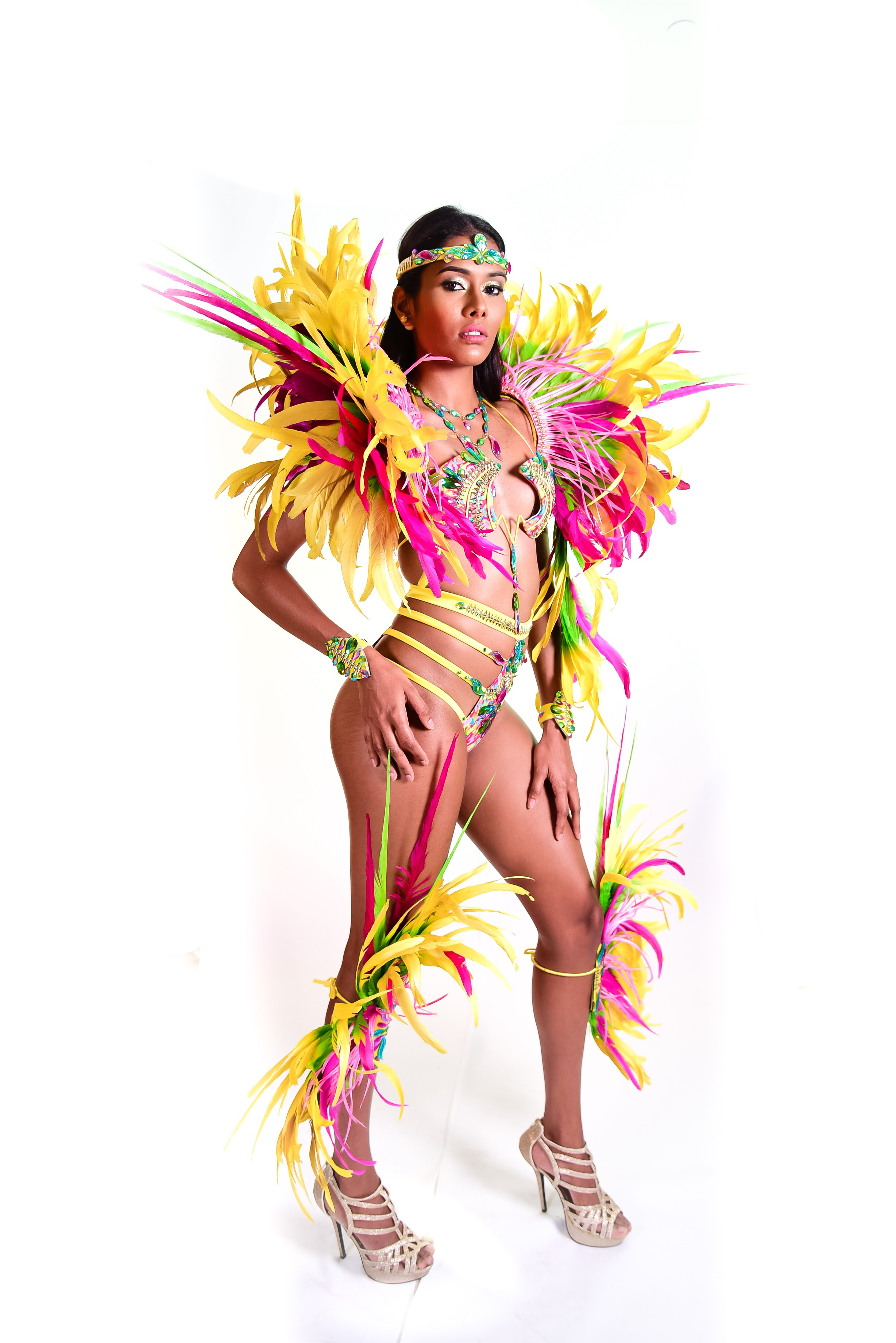 my carnival band costumes