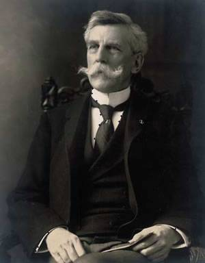 Holmes ca. 1903, toward the beginning of his 29 years on the Supreme Court