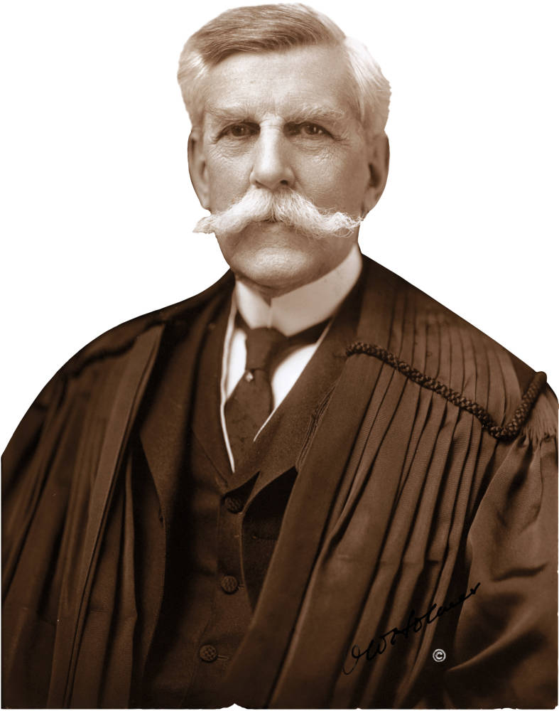 Photograph of Oliver Wendell Holmes Jr.
