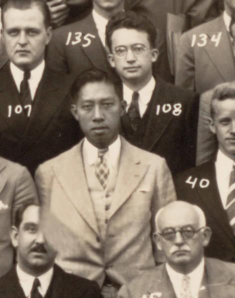 Hiram Fong '35