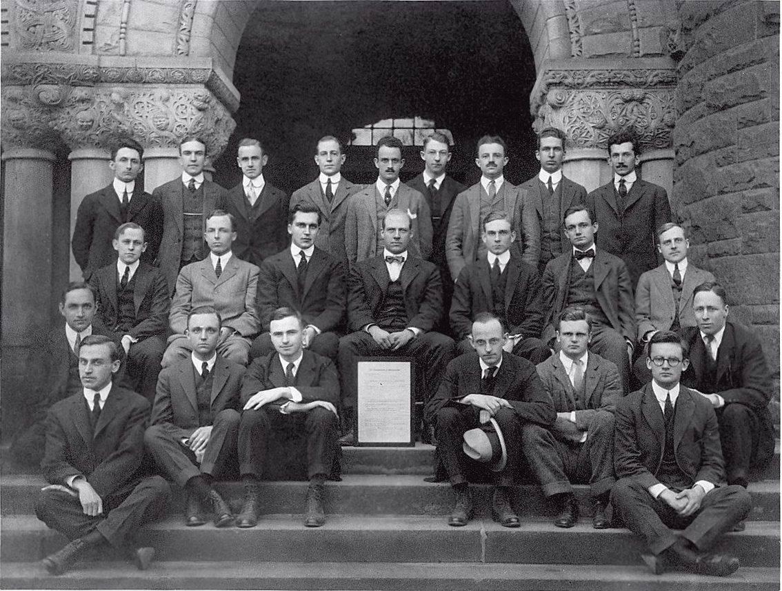 Harvard Legal Aid Bureau, 1914-1915