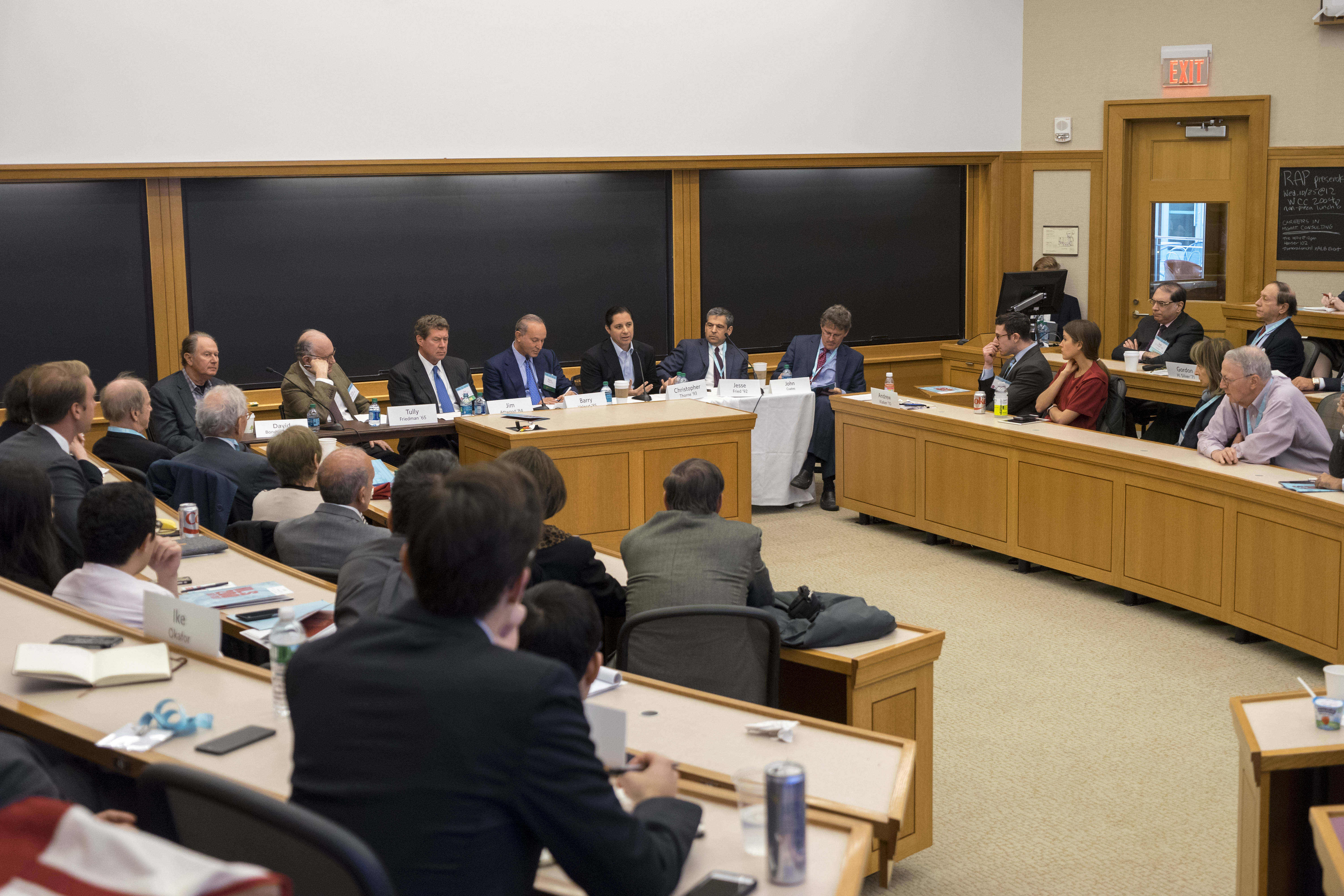 The Future of Private Equity - Harvard Law Bicentennial