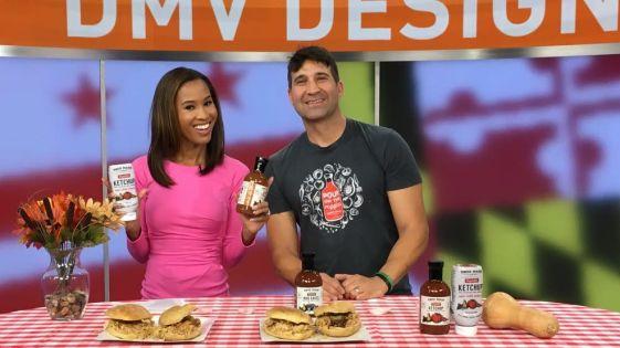 DMV Designed spotlight on veteran-owned True Made Foods