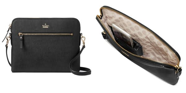 Charge your iPhone in style with this Everpurse Kate Spade crossbody