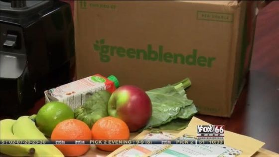 Erie native Jenna Tanenbaum finds success with GreenBlender
