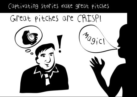 Getting attention from your first word: Top tips for memorable pitches.