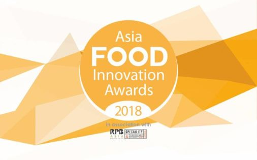 All finalists in the Asia Food Innovation Awards announced