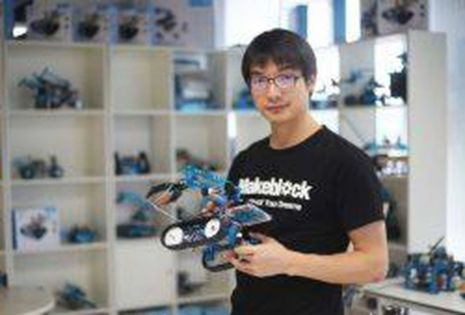 Meet Makeblock, A Sequoia-backed Chinese Startup Teaching Coding And Robotics To Kids ...