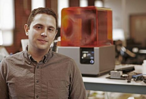 Meet The Latest Unicorn: Formlabs, A 3-D Printing Startup Founded By Three Young MIT Grads, Worth $1B
