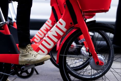 Uber to Acquire JUMP Bikes, Redefining Mobility
