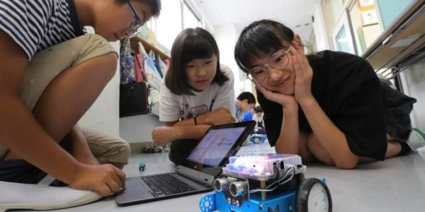 Chinese robotics startup cracks the code for Western markets