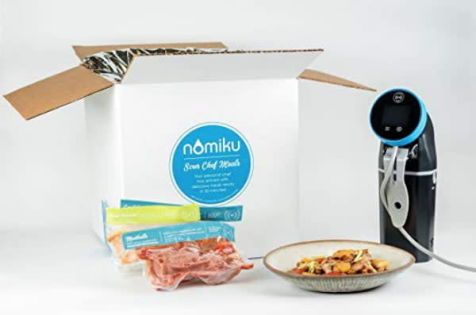 Nomiku Meals partners with Bay Area top chefs for sous vide home delivery