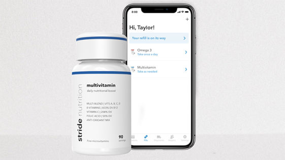Smart pill bottle cap company launches supplement subscription service